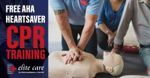 Elite Care CPR Classes