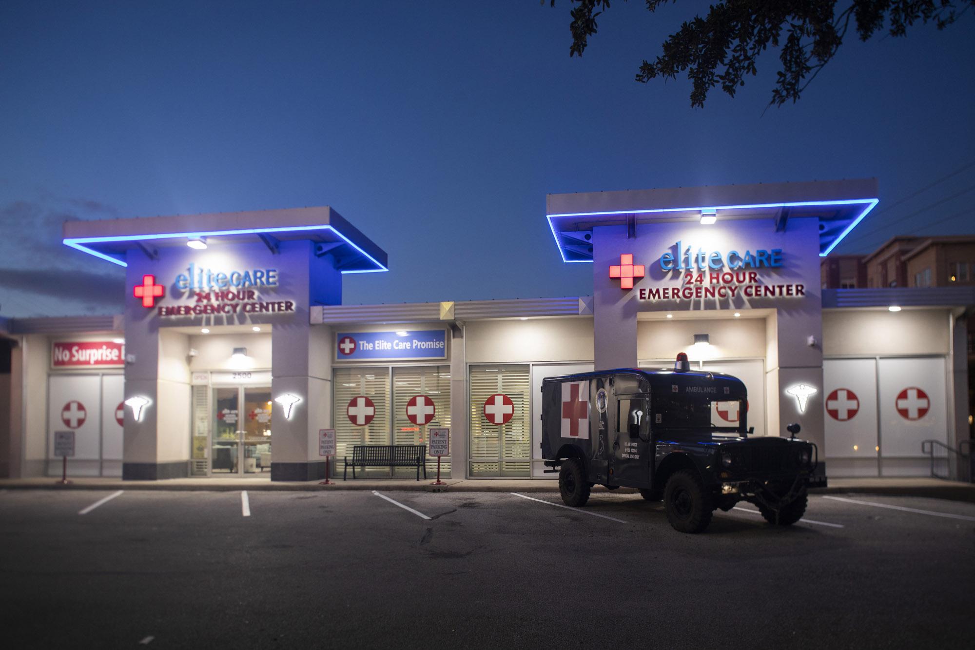 Elite Care 24 Hour Emergency Room - Houston Texas